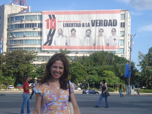 Grande campanha pela libertação dos cinco, em todo o pais