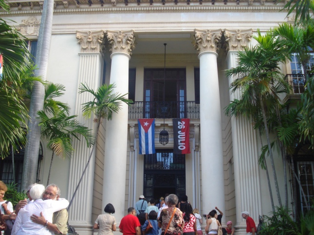 Sede do ICAP em Havana