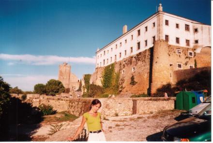 eu em Palmela Portugal