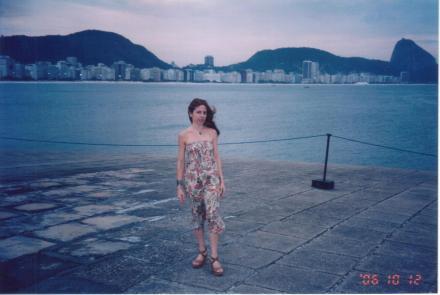 Eu Forte de Copacabana 2006