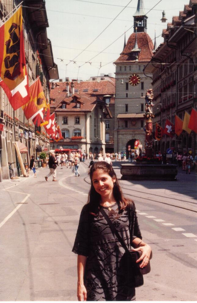 eu na Suiça