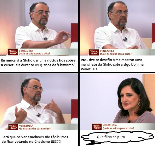 Defesa da democracia Venezuelana